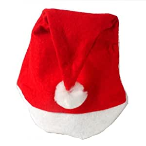 Wai Wai! Impostare partito Babbo Natale costume del partito travestimento di Natale per i bambini con i benefici KKB20 [20 pezzi] messa di Natale cappello di Babbo Natale (japan import)