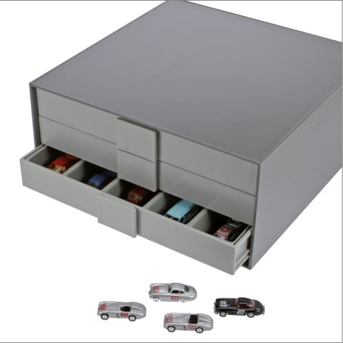 Sammelbox BEBA für Miniaturautos
