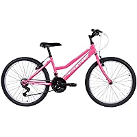 """Biocycle Duna 24"""" Bicicleta de Montaña, Niñas, Rosa, S"""
