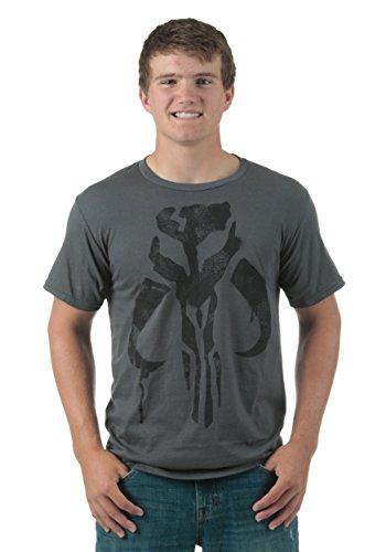 Men's Veste E Boba Fett T-Shirt (Fett Kostüme Paare)