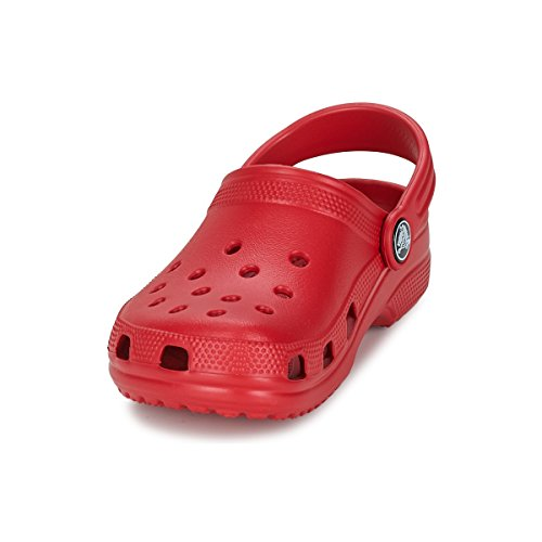 Crocs Classic Kids, Sabots Mixte enfant Rot (Pepper)