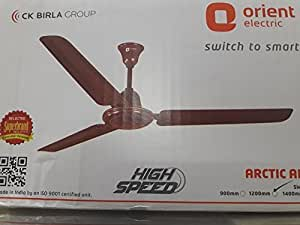 Orient Electric Arctic Air High Speed 1200mm Ceiling Fan (Beige)