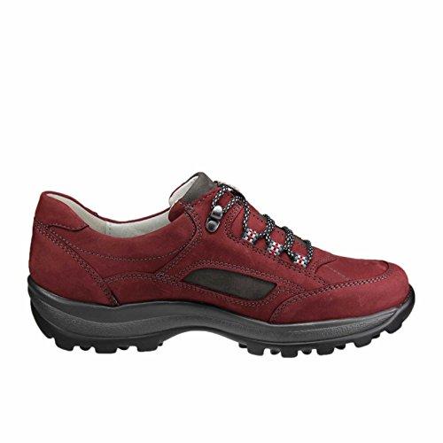 Waldläufer Holly 471000-490-770 dunkelrot/bordo