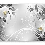 Vlies Fototapete 400x280 cm - 3 Farben zur Auswahl - Top - Tapete - Wandbilder XXL - Wandbild - Bild - Fototapeten - Tapeten - Wandtapete - Wand - Blumen Orchidee b-A-0060-a-b