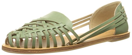 Coconuts By Matisse Folly Synthétique Chaussure Plate Turquoise