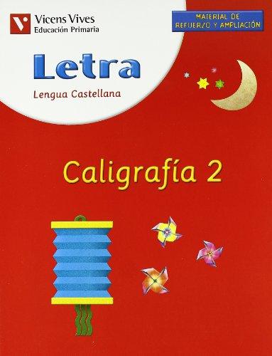 Letra Caligrafia 2 - 9788431676070