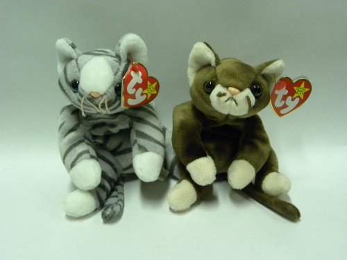 Pounce and Prance by Beanie Babies (Beanie Babies Ty Prance)