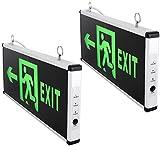Escape de ruta luz de emergencia LED con batería de emergencia Horoz evacuación lámpara de luz de emergencia luz de emergencia Exit