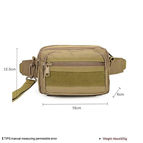 Faysting EU pacchetto Belt per uomo studenti militare stile vari colori per scegliere buon regalo A