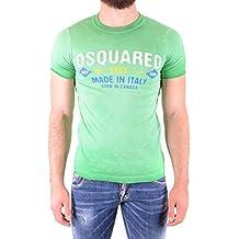 huge selection of c77fe 37456 Amazon.it: dsquared t shirt uomo