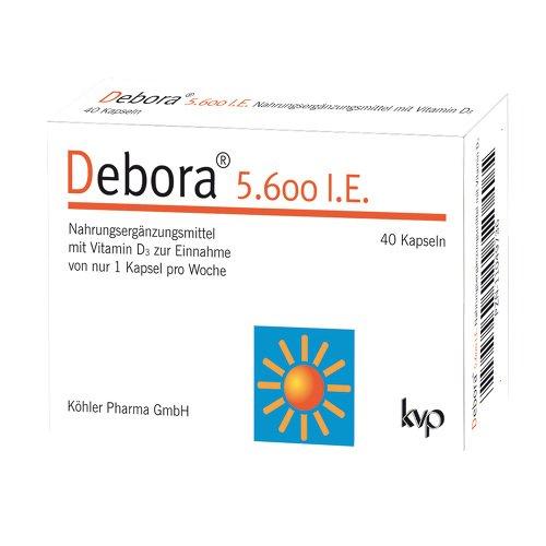 debora-5600-ie-capsules-40-st-capsules