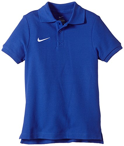 Nike TS Core Jungen - Royal Blue/white - blauX-Small/Size 122 - 128 - XS (Blue Royal Klassisches Sweatshirt)