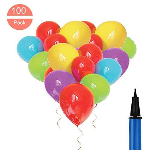 Ventdest [100 PCS Ballons Coloré...
