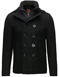 Schott Nyc Cyclone2 - Caban - Manches longues - Homme 2f74a9543f9