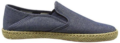 Vans Herren Slip-On Esp Sneaker Blau (chambray/blue)