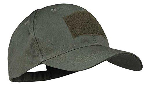 leo-kohler-ripstop-baseball-cap-olive