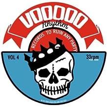 Voodoo Rhythm Compilation Vol.4 [Musikkassette]