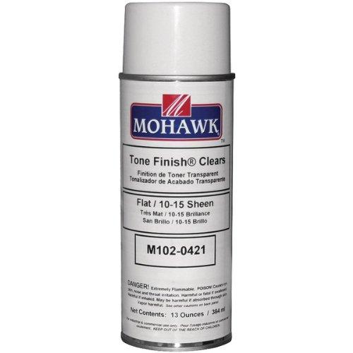 Mohawk M102-0421klar flach Lack Spray