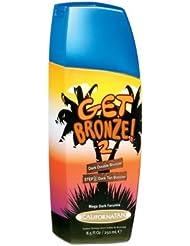 California Tan Get Bronze Step 2 Solariumkosmetik 250 ml