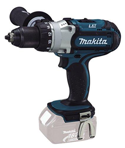 Preisvergleich Produktbild Makita Akku-Bohrschrauber 3-Gang 18 V, ohne Akku und Ladegerät, DDF451ZJ