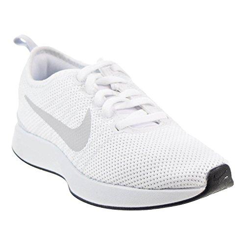 Nike 917682, Scarpe da Corsa Donna white/white-pure platinum-blac