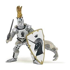 Papo- Figura Maestro de Armas Unicornio 10X8X11CM, (39915)