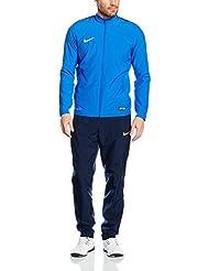 Nike Academy16 Wvn Tracksuit 2, Chándal para Hombre, Azul / Negro / Blanco, L