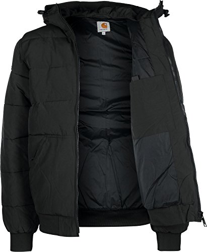 Carhartt Belmont Jacket Black Black Schwarz