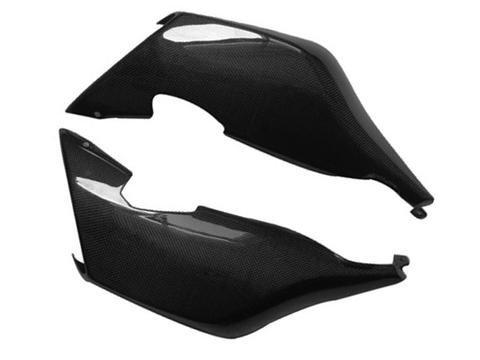 parts side panels, carbon. BMW K1300S. Real Carbon Fiber