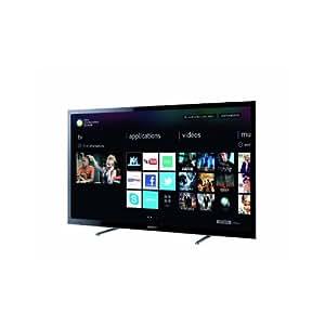 sony kdl 46hx750 117 cm 46 zoll fernseher full hd twin tuner 3d smart tv. Black Bedroom Furniture Sets. Home Design Ideas