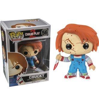 Preisvergleich Produktbild FunKo 024796 Pop Movies: Child'S 2 Play Bloody Chucky 56 Vinyl Figure