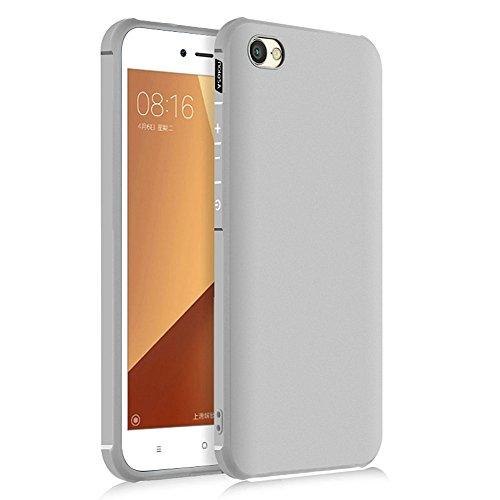 Hevaka Blade Xiaomi Redmi Note 5A Hülle - TPU SchutzHülle Tasche Case Cover für Xiaomi Redmi Note 5A - Gris