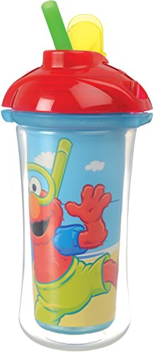 munchkin-sesame-street-click-lock-insulated-straw-cup-9-ounce-designs-may-vary