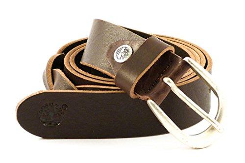 Timberland Cintura donna in pelle M4372 marrone