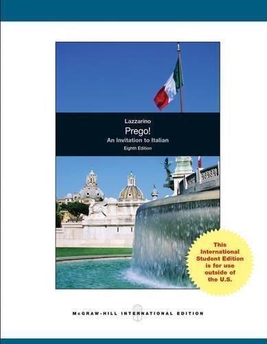 prego-an-invitation-to-italian-by-lazzarino-graziana-8th-eighth-edition-2011