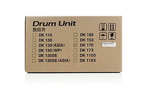 Preisvergleich Produktbild Original Bildtrommel passend für Kyocera FS-1130 MFP DP Kyocera DK170 302LZ93060 , 302LZ93061 - Premium Trommel - Schwarz - 100.000 Seiten