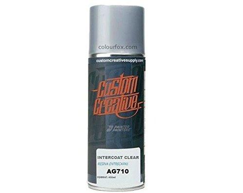 Custom Creative Spray AG710 Resina Transparente bicapa - 400ml