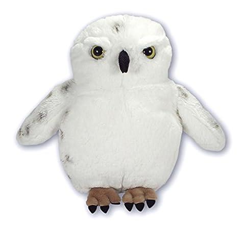 Large Fluffy Snowy Owl by Premier