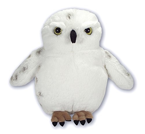 Harry Potter - Snowy Owl Plush - Large Fluffy - 28cm 11""