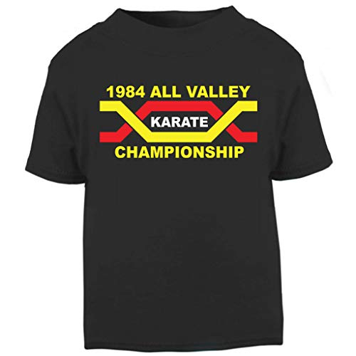 1984 All Valley Karate Kid Championship Baby and Toddler Short Sleeve T-Shirt