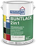 Remmers Aidol Buntlack 2 in 1 - silbergrau (RAL7001) 750ml