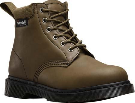 Dr Martens Boots - Dr Martens 939 Boots - Wine Grenade Green