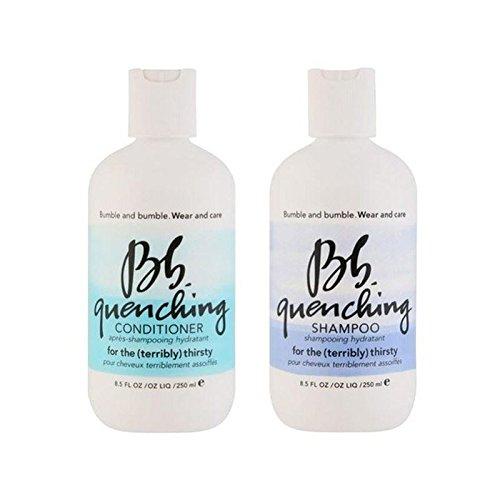 Usure Bb Et Les Soins De Trempe Duo - Shampooing Et Revitalisant (Pack de 2)