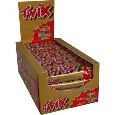 Twix Chocolates- 25 Pcs Box