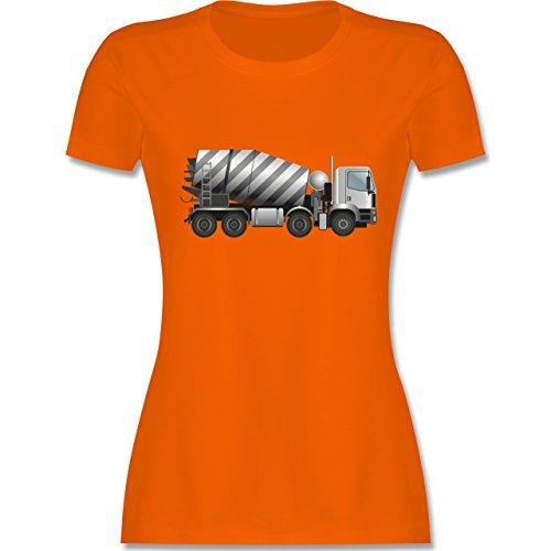 andere-fahrzeuge-betonmischer-fahrmischer-xxl-orange-l191-tailliertes-premium-t-shirt-mit-rundhalsau