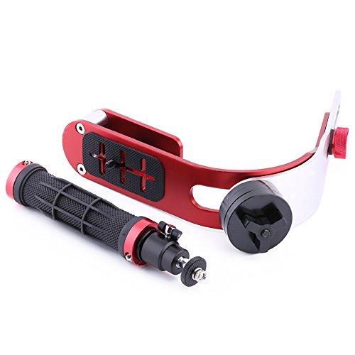 Yunnyp Kamera Hand Stabilisator Pro Hand Steadycam Video Stabilisator für Digitalkamera Camcorder dv dslr slr