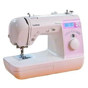 Brother Innovis 10a - Máquina de coser (LCD, 220 - 240V, Color blanco, 41 cm, 32 cm, 7,5 kg) de Brother