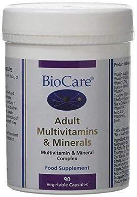 Biocare Adult Multivitamins & Minerals 90 Vegicaps by Biocare