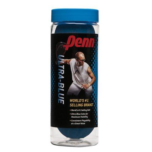 Head Penn Racquetballs Ultra-Blue