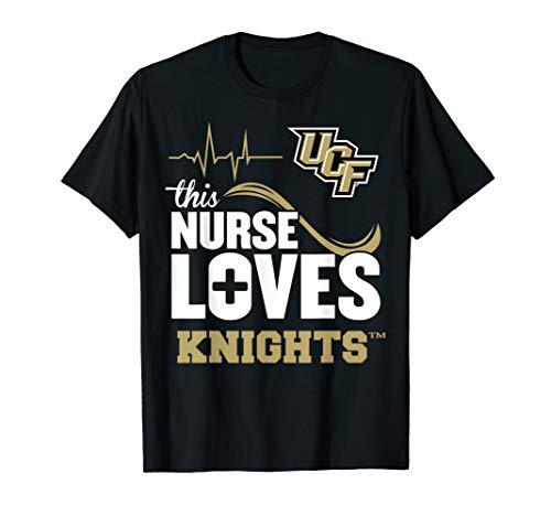 UCF Knights This Nurse Loves T-Shirt - Apparel